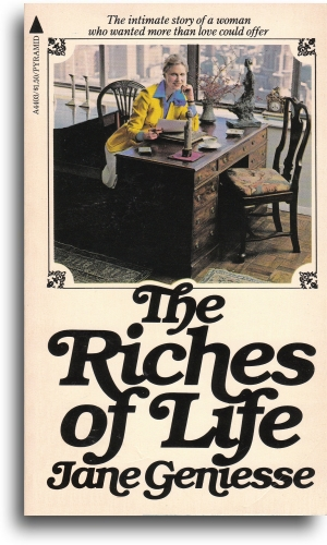 The Riches of Life Jacket